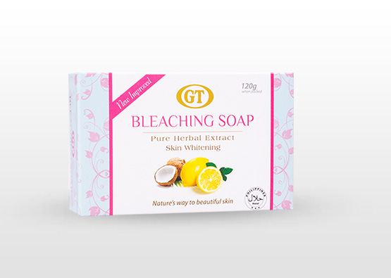 Bleaching Soap