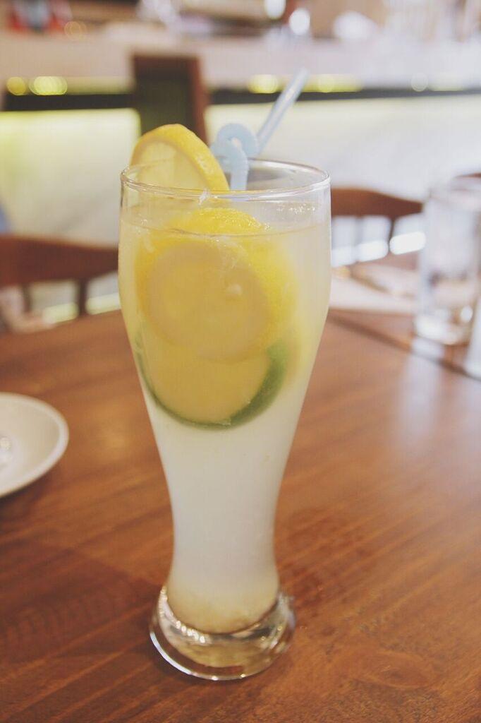 Cafe Creole Drinks