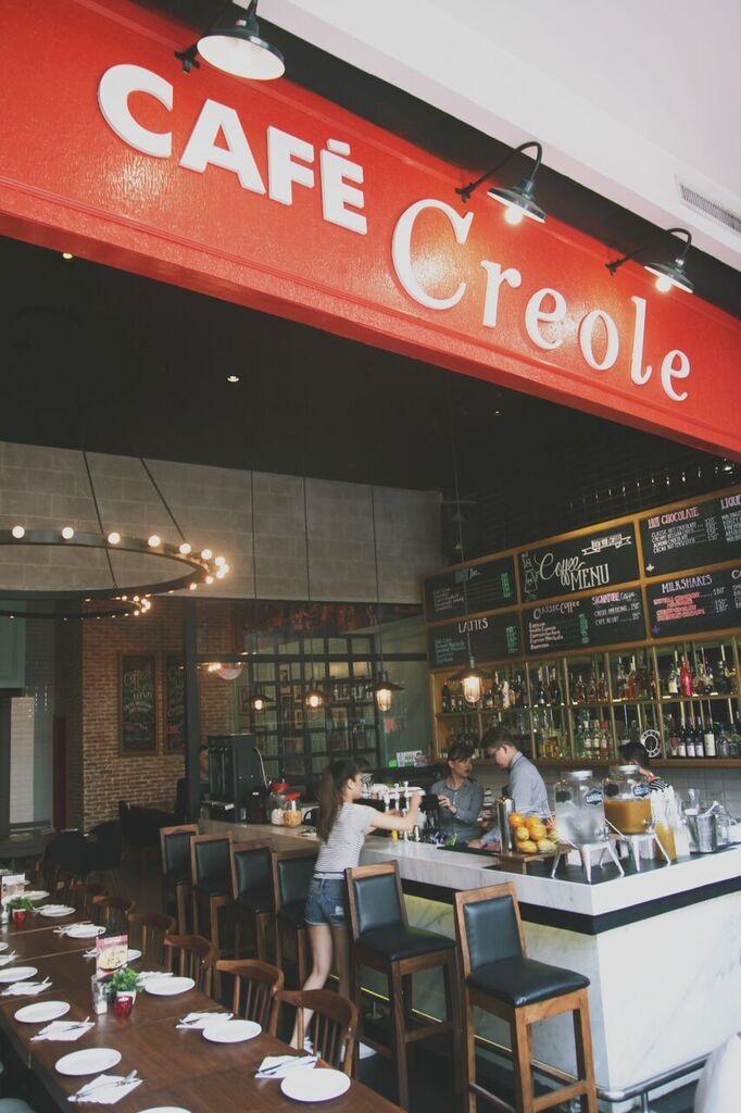 Cafe Creole Facade